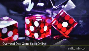 Overhead Dice Game Sicbo Online